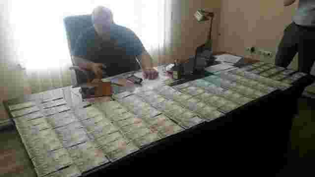 Справу затриманого на хабарі начальника Франківського відділу поліції передали до суду