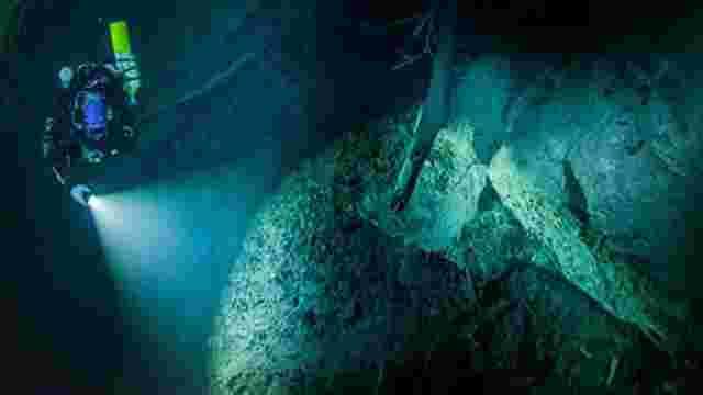У Чехії виявили найглибшу в світі підводну печеру