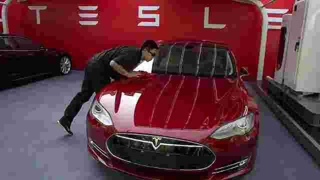 Компанія Tesla встановила рекорд продажів електромобілів