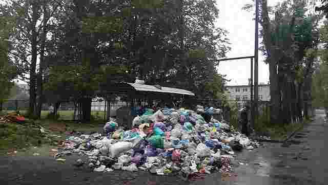 Впродовж доби у Львові очистять переповнені майданчики із сміттям