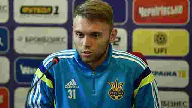 Андрій Шевченко довикликав у збірну України півзахисника «Зорі»