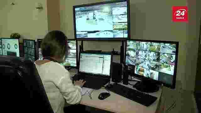 За безпекою на вулицях Львова спостерігають понад 130 відеокамер