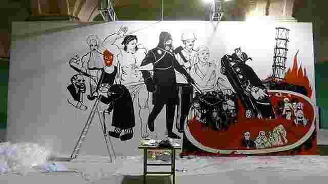 Директорка «Мистецького Арсеналу»  попросила пробачення за знищену роботу Кузнєцова