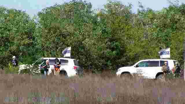 Поблизу Петровського на Донбасі облаштовують спостережний пункт для ОБСЄ