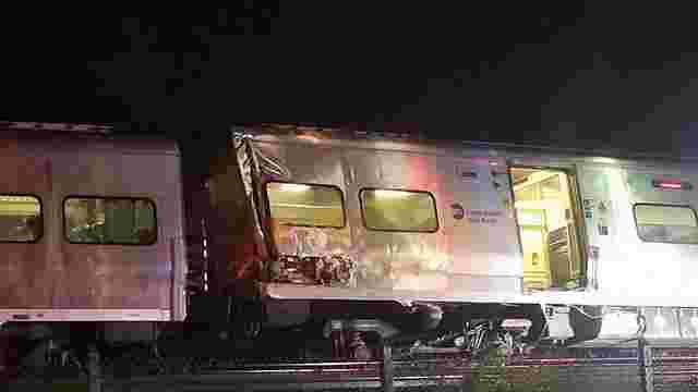 У передмісті Нью-Йорка зійшов з рейок поїзд, постраждали 29 людей