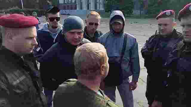 На Куликовому полі в Одесі члени «Правого сектору» побилися з антимайданівцями