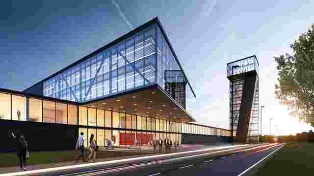 Міжнародна компанія «Jones Lang LaSalle» розробить ТЕО конгрес-центру біля «Арени Львів»