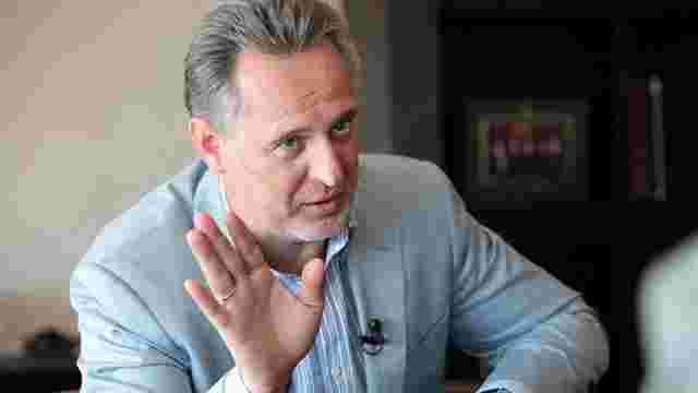 Фірташ заявив, що не планує продавати «Інтер»