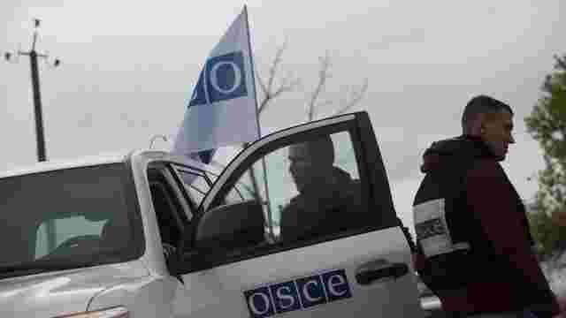Спостерігачі ОБСЄ пояснили чому не патрулюють ділянки розведення військ уночі