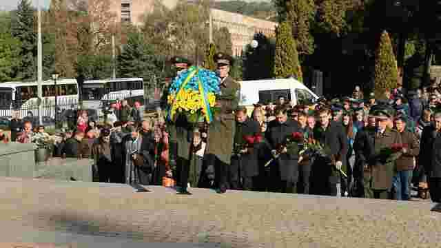 У Львові вшанували тих, хто віддав життя за незалежність України