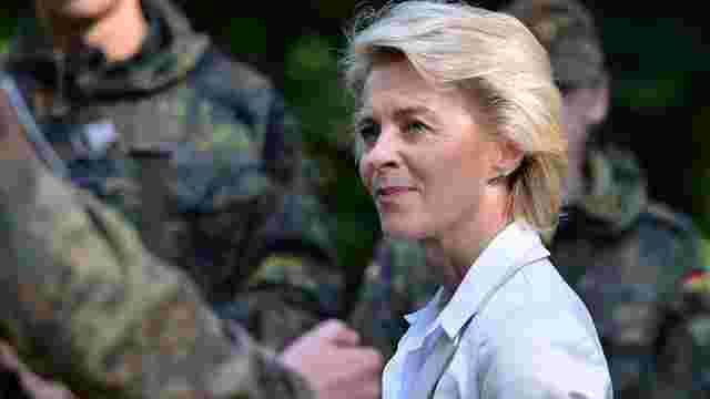 Міністр оборони ФРН заявила про нову військову роль Німеччини у світі