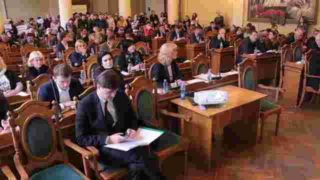 У Львові розроблять програму вшанування загиблих бійців АТО