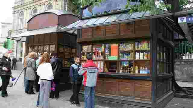 У Львові змінили правила встановлення МАФів