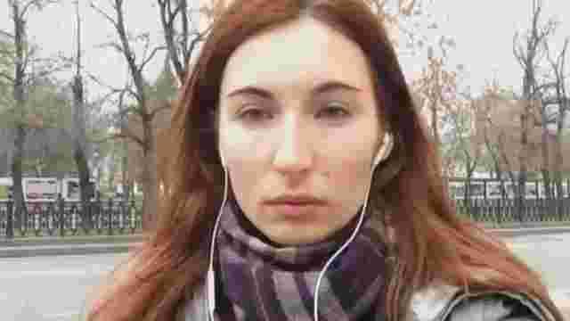 У Москві до журналістки прийшли з обшуком у справі «Правого сектора»