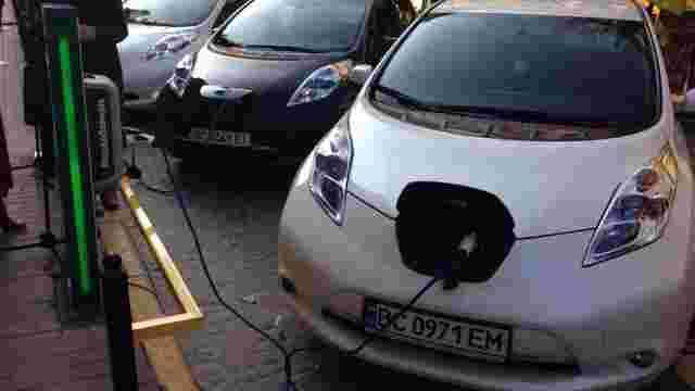 Україна увійшла в десятку країн-лідерів Європи на ринку продажів електромобілів