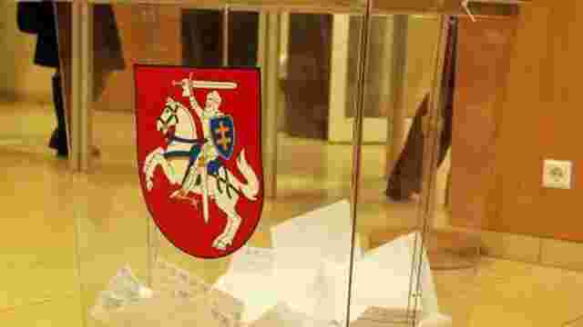 На виборах до Сейму у Литві переміг опозиційний «Союз селян і зелених»