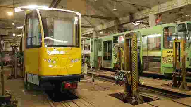 На початку листопада у Львові завершать модернізацію другого трамвая Tatra