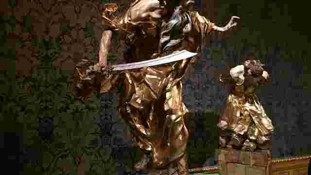 У Відні відкрилась виставка скульптур Пінзеля