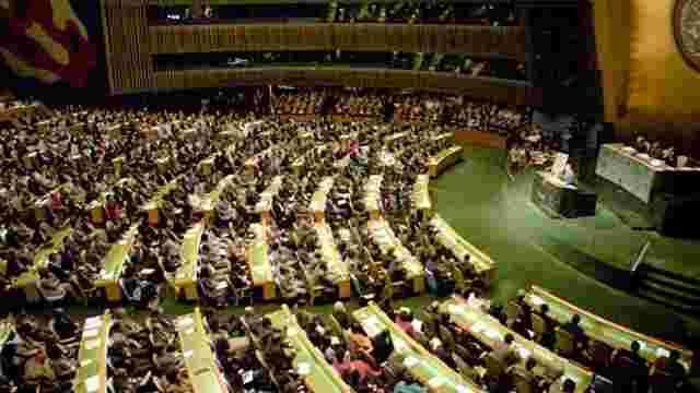 Росія «пролетіла» на виборах до Ради ООН з прав людини