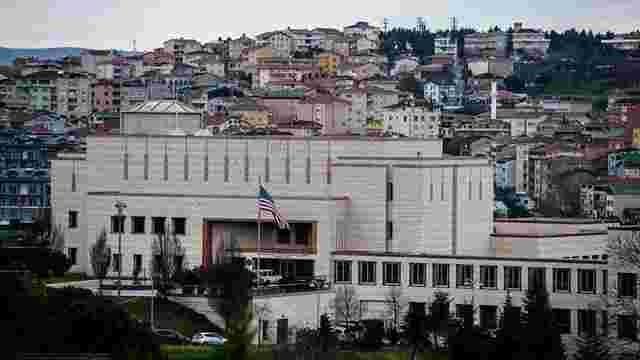 Держдеп наказав сім'ям деяких американських дипломатів покинути Туреччину