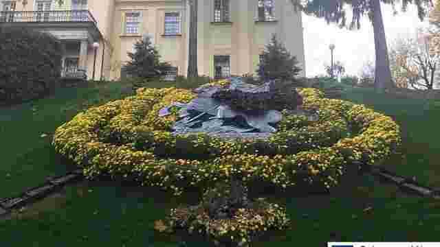У Львові відновили верхню частину Митрополичих садів собору Св. Юра