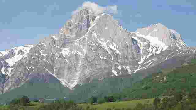Землетруси в Італії спричинили пониження висоти Апеннінських гір