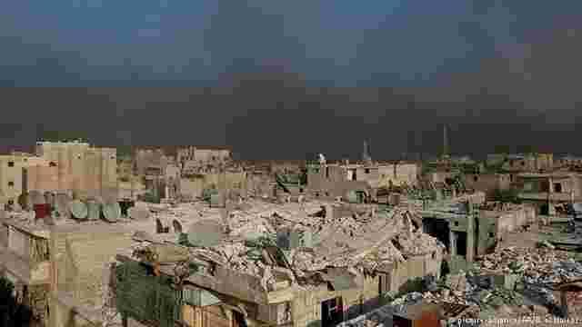 Сирійський уряд та повстанці звинуватили одне одного в застосуванні хімічної зброї в Алеппо
