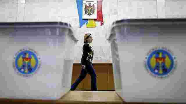 У першому турі президентських виборів у Молдові проросійський кандидат набрав 48,3%