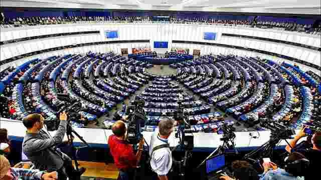 У порядку денному сесії Європарламенту на листопад не виявилося безвізового режиму для України