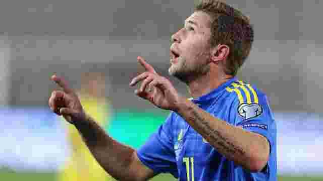 Шість футболістів із закордонних клубів отримали виклик у збірну України