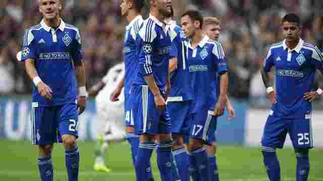 «Динамо» не забило пенальті у Лізі чемпіонів вперше із 2000 року