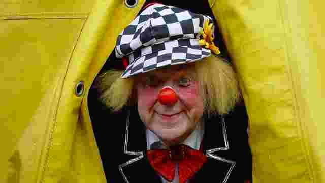 Помер знаменитий клоун Олег Попов