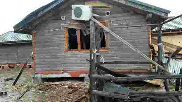 У селищі під Маріуполем унаслідок обстрілу бойовиків пошкоджений газопровід