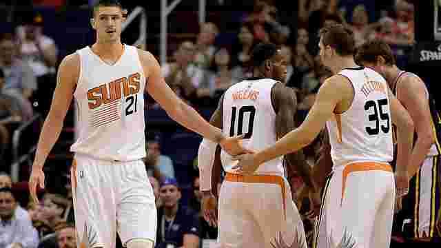 Український баскетболіст допоміг «Фінікс Санз» отримати першу перемогу у сезоні НБА