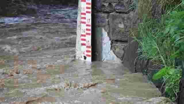 На річках у карпатському регіоні можливе підвищення рівня води