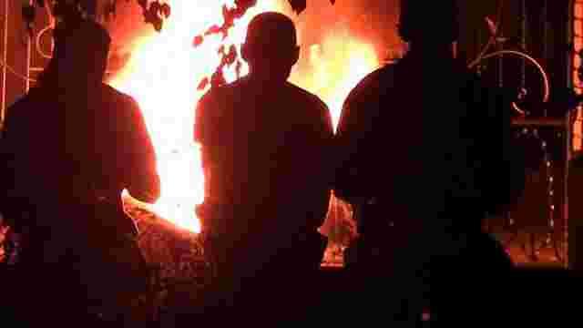 Черкаські активісти взяли штурмом управління поліції через скандальне призначення його голови
