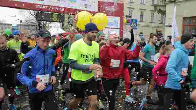 У львівському півмарафоні взяли участь понад 1300 бігунів