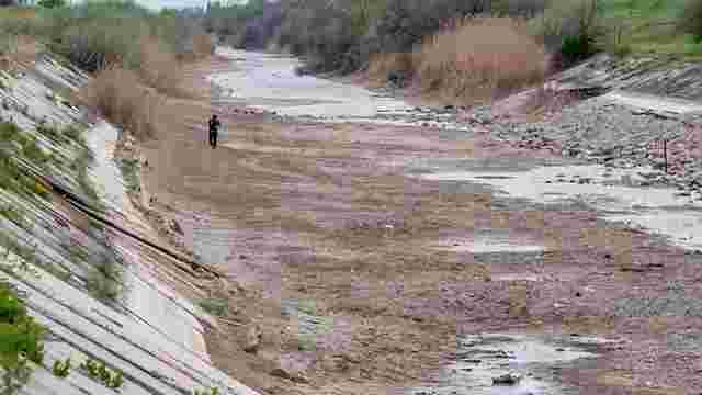 Водних ресурсів Криму вистачить лише для 43% населення окупованого півострова, – НАНУ