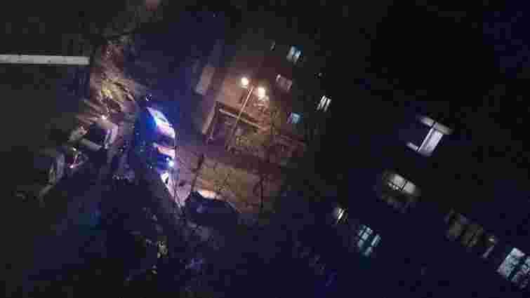 У багатоповерхівці на вул. Грінченка у Львові стався вибух