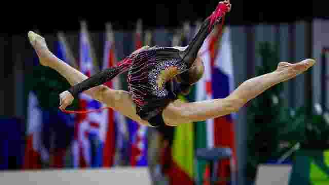 13-річна львівська гімнастка завоювала усі золоті медалі на турнірі у Бельгії