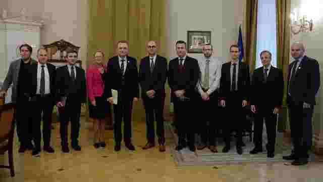 Мер Львова обговорив з представниками МВФ реалізацію інвестиційних програм в місті