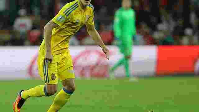 Футболіст Едуард Соболь розповів, що Мірча Луческу не відпускав його у збірну України