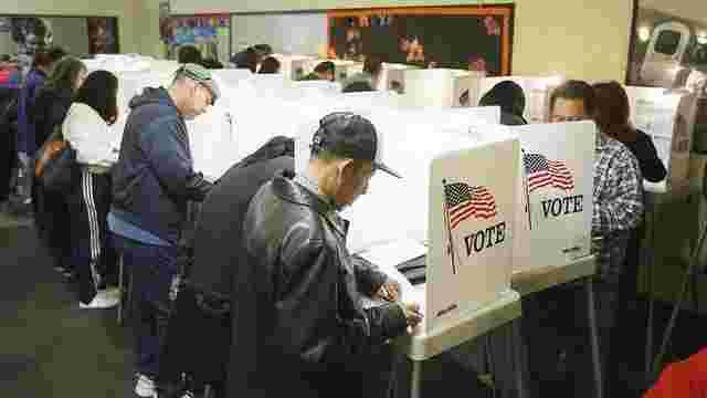 У США понад 43 млн осіб скористалися правом дострокового голосування