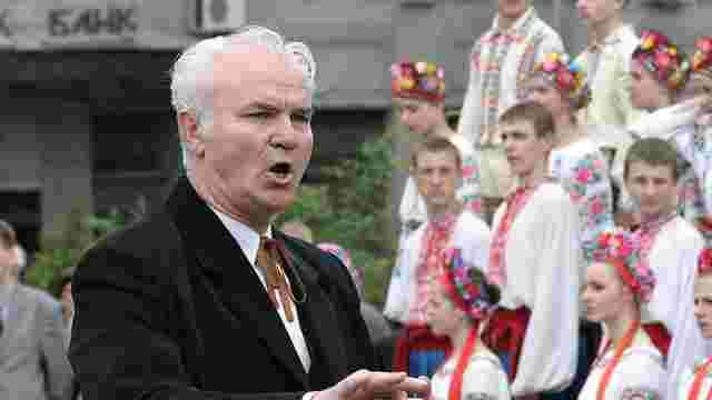 Львівській хоровій школі «Дударик» присвоять ім'я її засновника Миколи Кацала