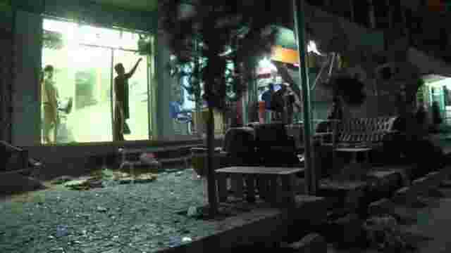 Автомобіль з вибухівкою в'їхав у стіну консульства Німеччини в Афганістані