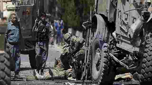 На авіабазі НАТО в Афганістані стався вибух