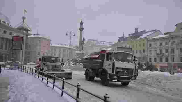 Мерія Львова просить власників магазинів  допомогти прибрати сніг