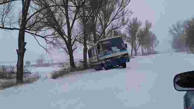 «Укравтодор» обмежив рух на дорогах Львівщини