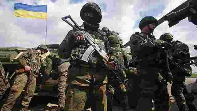 У 2015 році понад 22 тис. військових отримали «бойову тисячу» за участь в АТО, – Міноборони