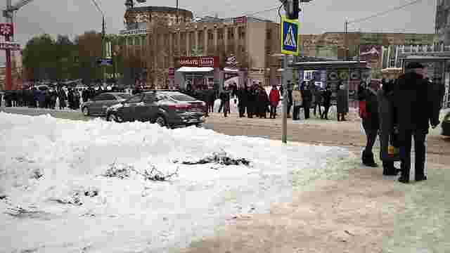 Через негоду у Львові не курсують автобуси чотирьох маршрутів